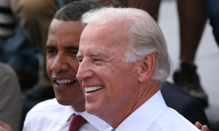 President Obama and Vice President Biden.