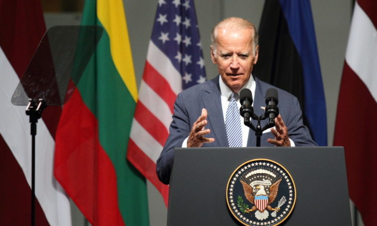 Remarks by Vice President Joe Biden at the National Library of Latvia