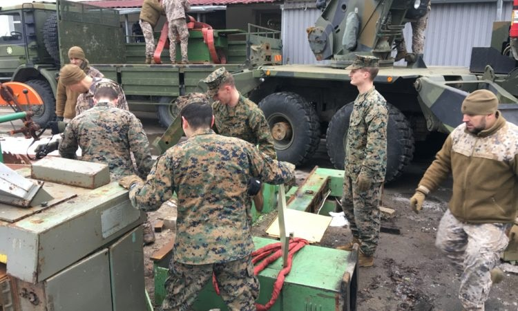 U.S. Soldiers and Latvian National Guard to Participate in Community Outreach Project
